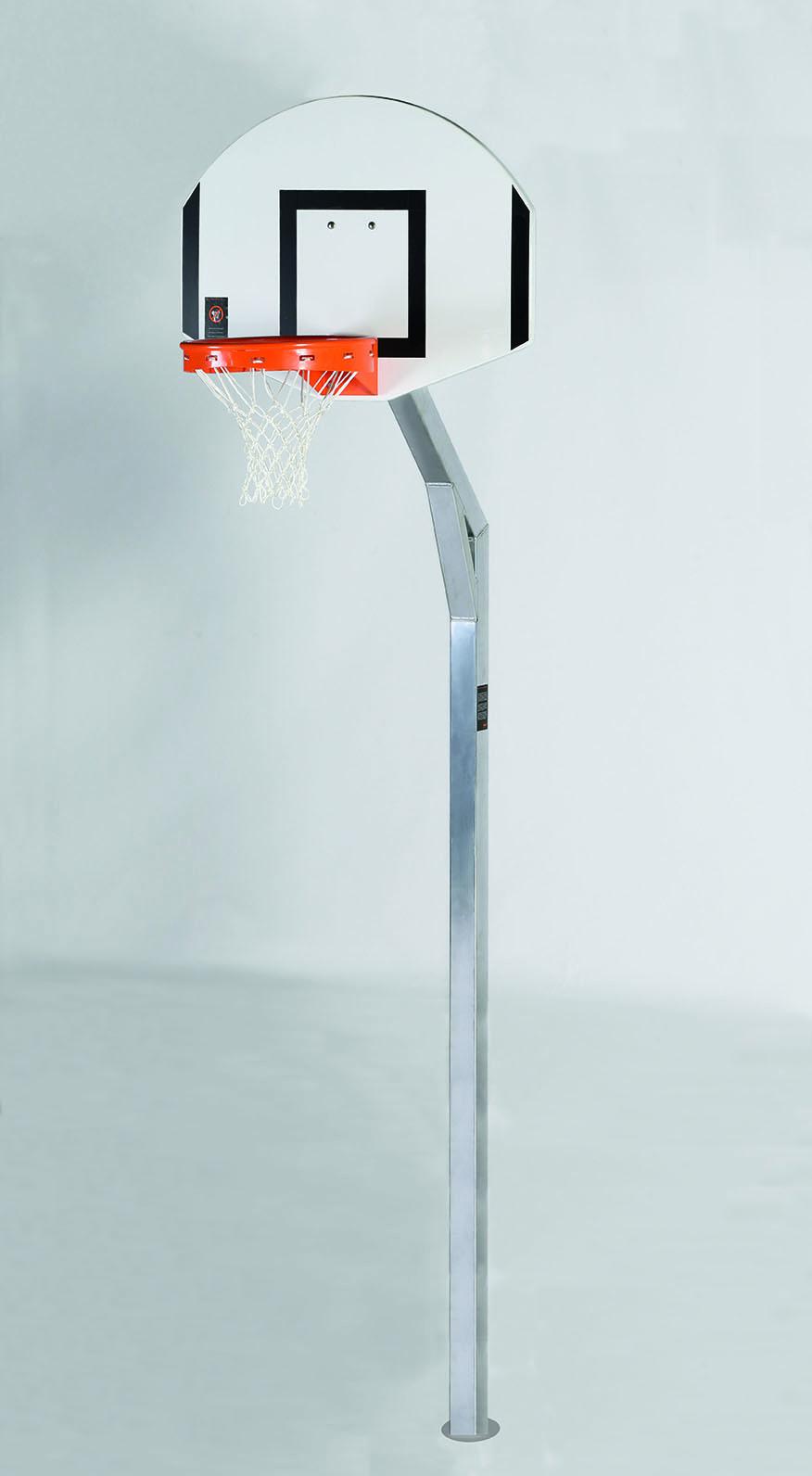 Street-Basketballanlage Alu