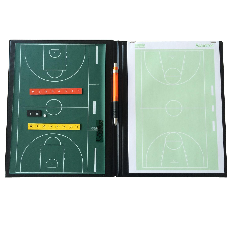 Basketball Taktik-Mappe