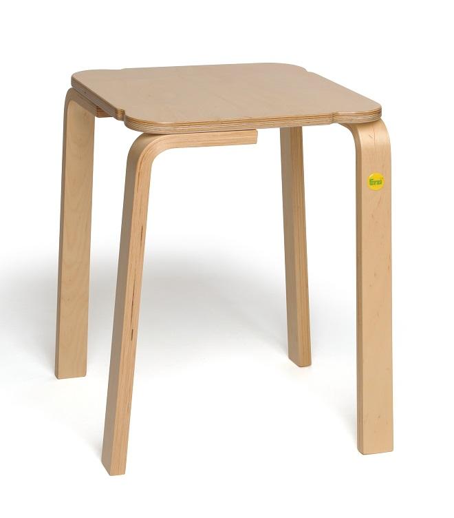 Gymnastik-Hocker stapelbar