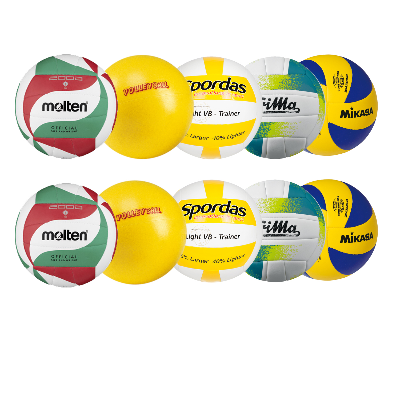 Volleyball-Schul-Set