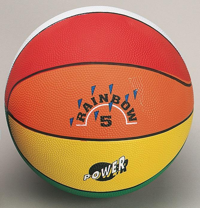 """Basketball """"Rainbow"""" Gr.5"""