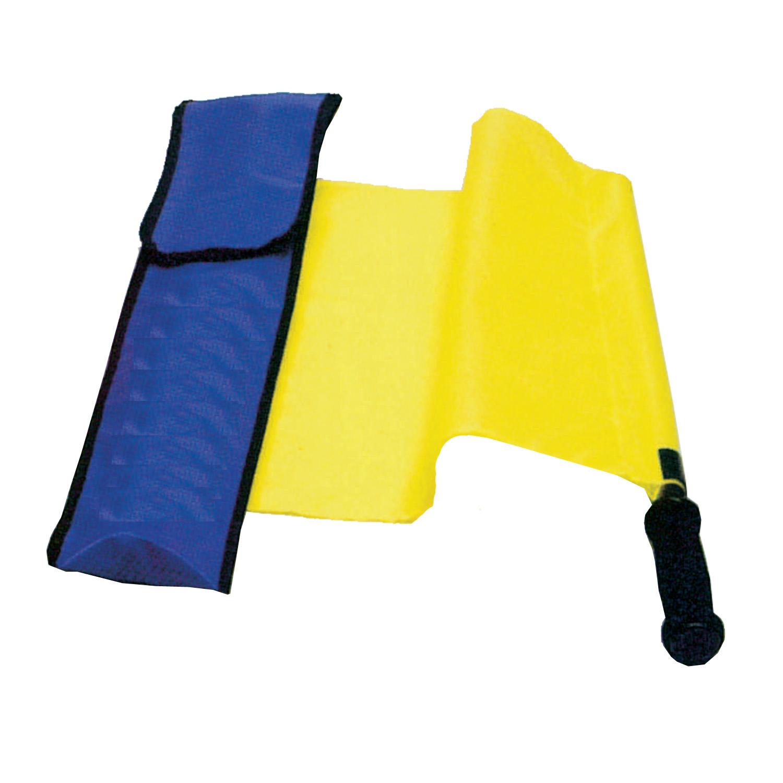 Linienrichterfahne gelb