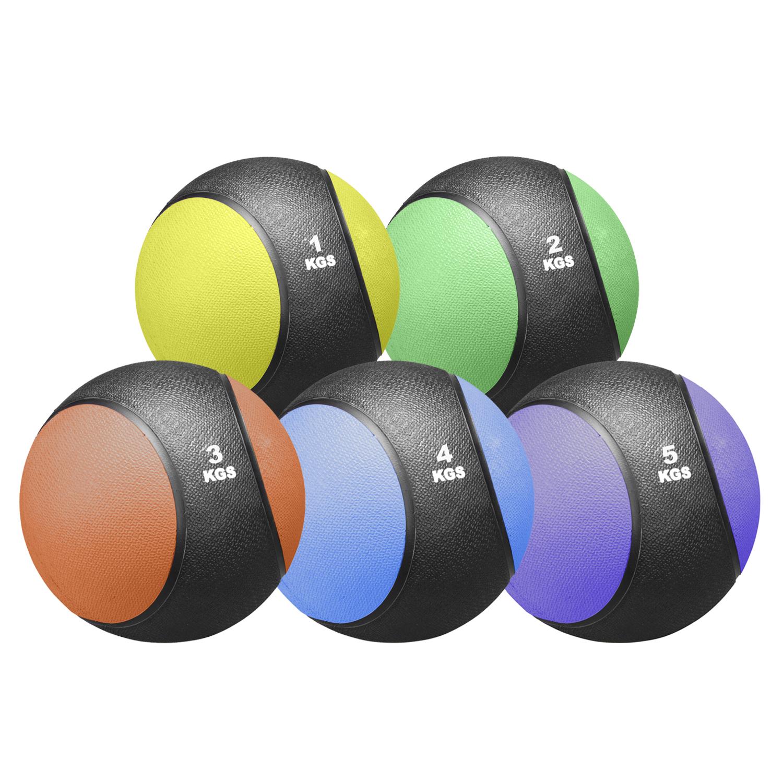 Medizinball zweifarbig