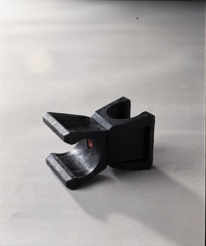 Gelenkhalterung/Auflageschieber 25 mm