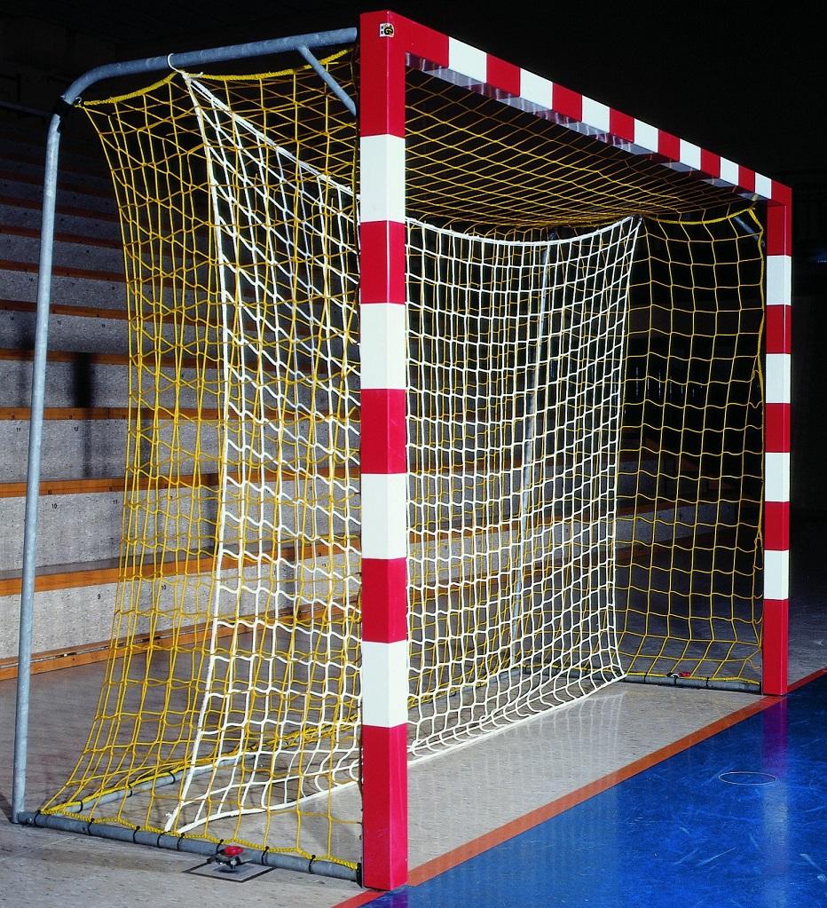 Hallenhandball Fangnetz 5 mm