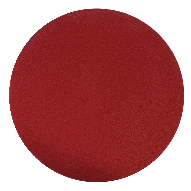 Bodenmarkierung Scheibe rot