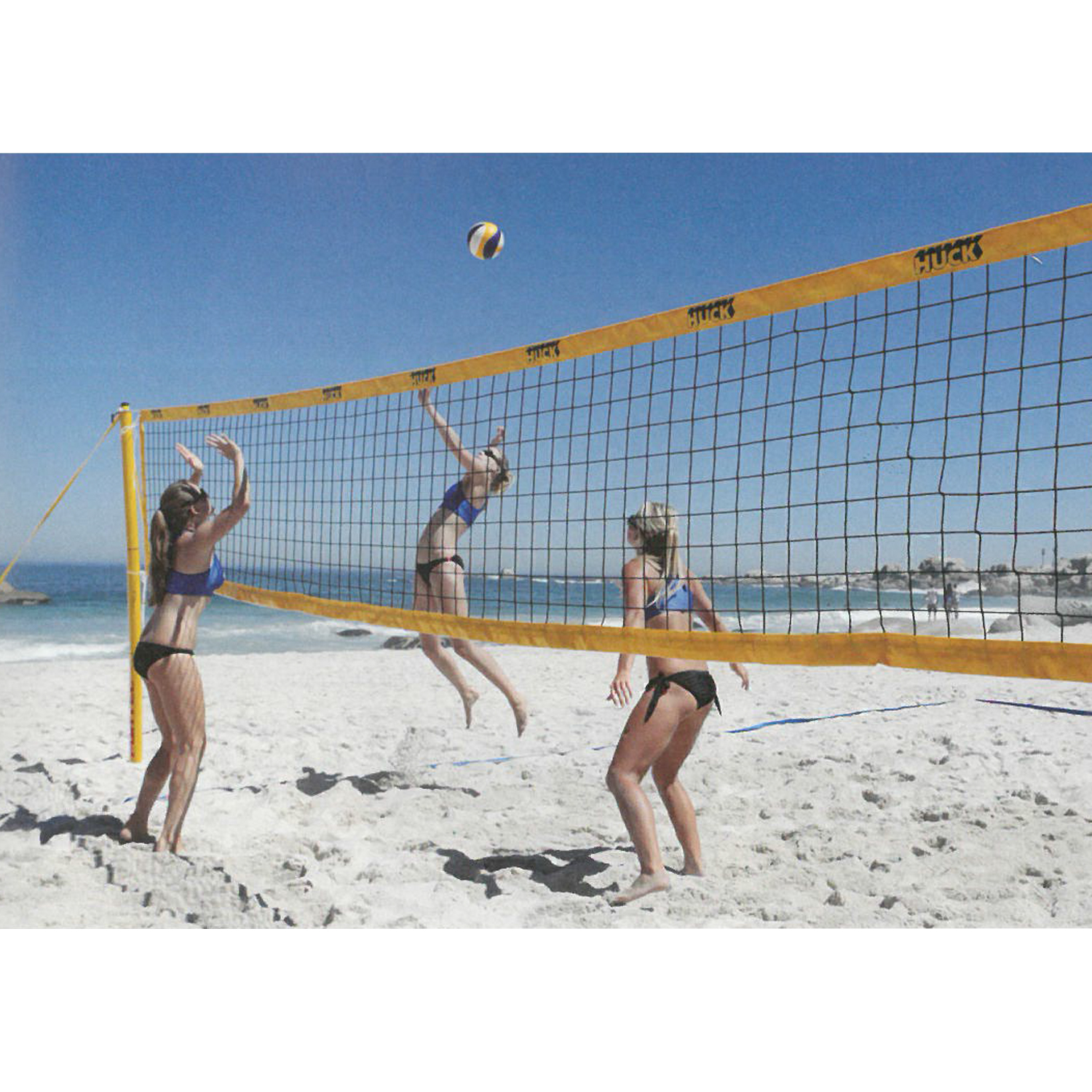 Beach-VB Trainingsnetz