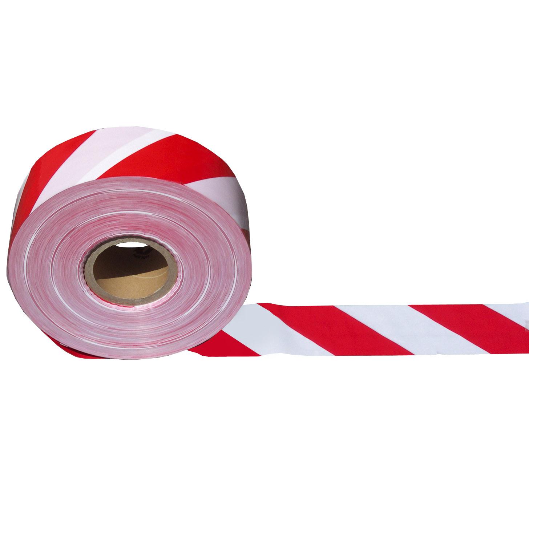 Markierband rot/weiß