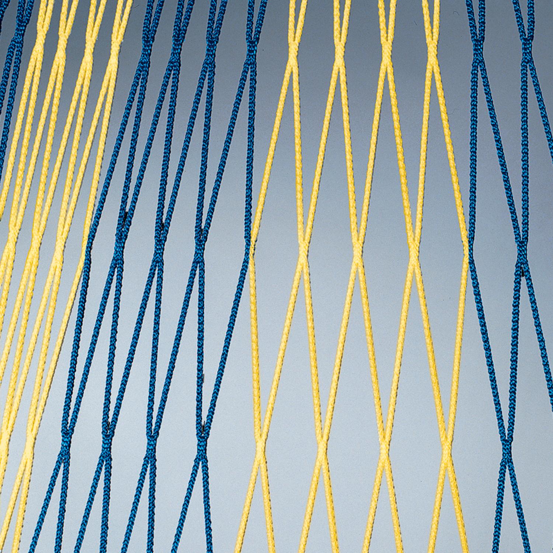 Jgd.Tornetz 80/150, 4 mm, zweifarbig