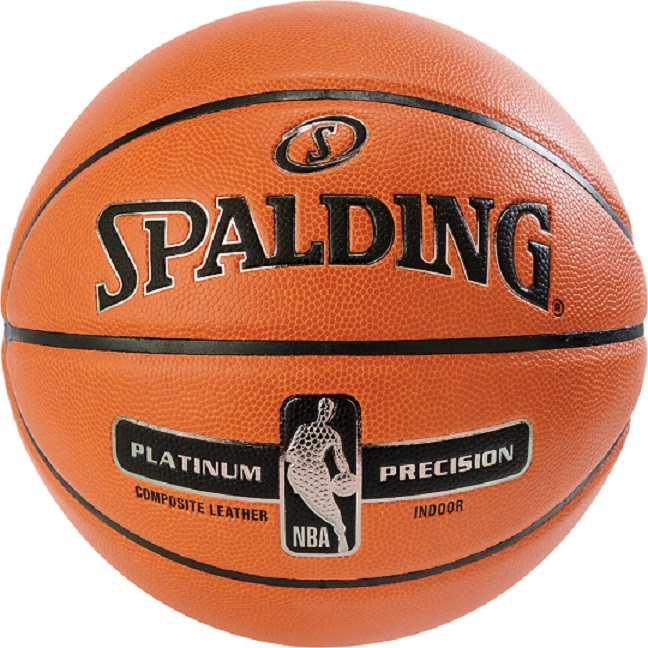 "Basketball ""Spalding NBA Platinum Precision"""