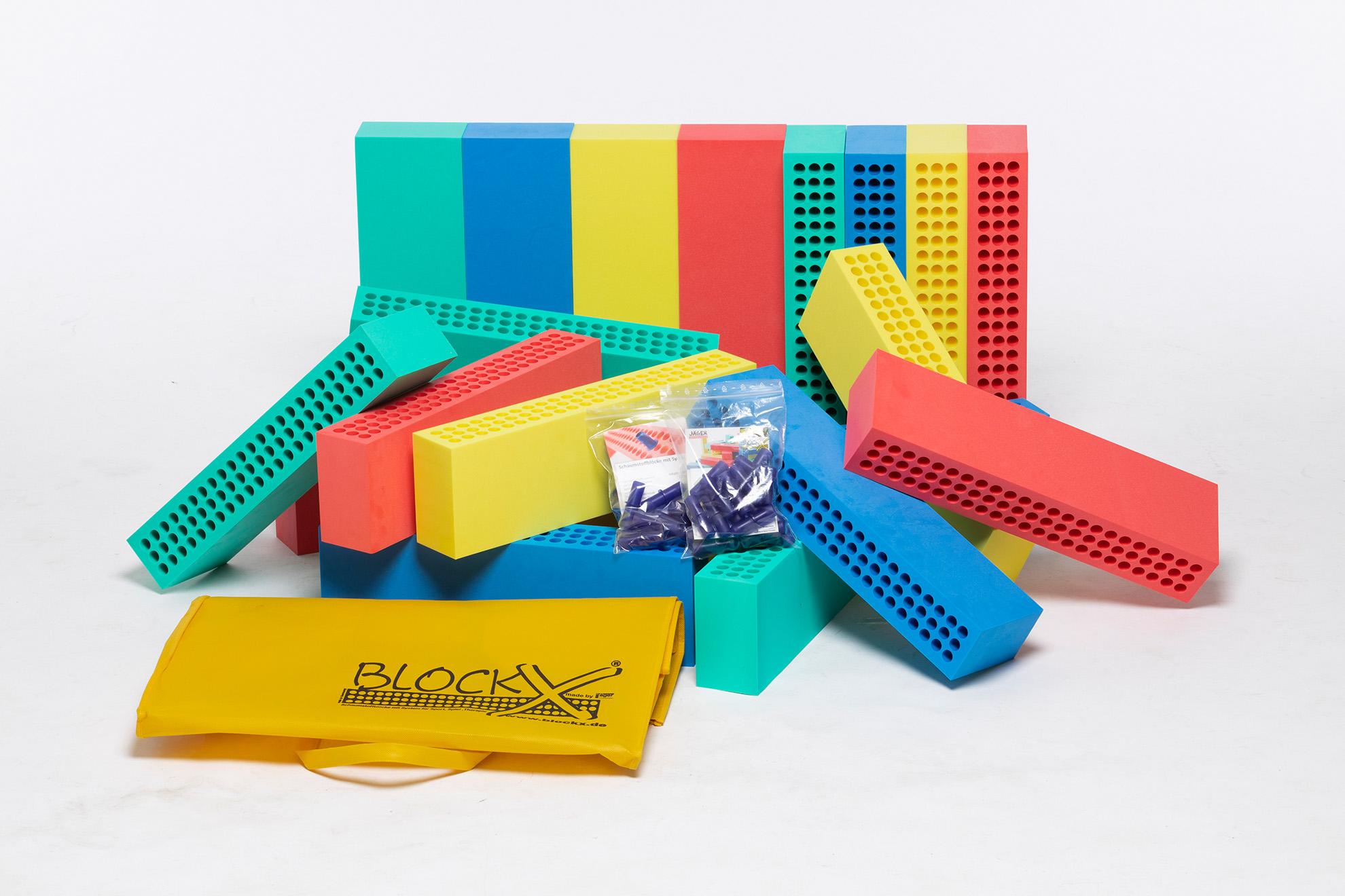 BlockX - Großbausteine